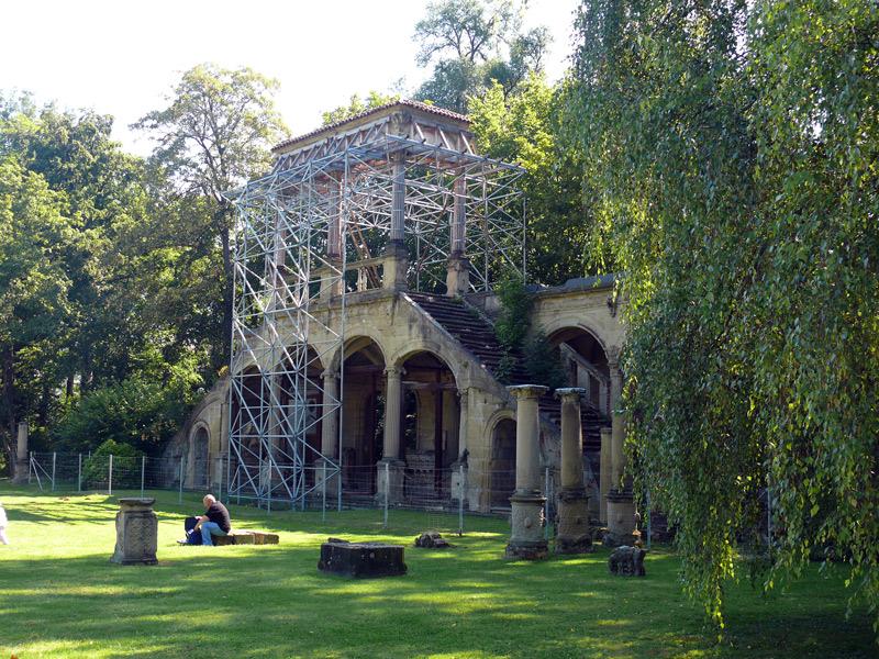 Neues Lusthaus Mittlere Schlossgarten