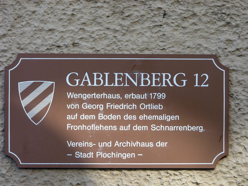 Gerhard single plochingen