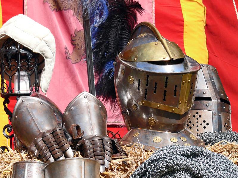 Mittelaltermarkt Freye Rittersleut zu Randingen