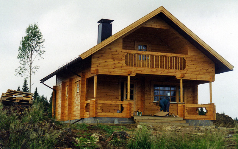 Holzhäuser Aus Finnland : gablenberger klaus blog blog archive finnland ~ Michelbontemps.com Haus und Dekorationen