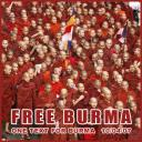 Free Burma ohne Komentar