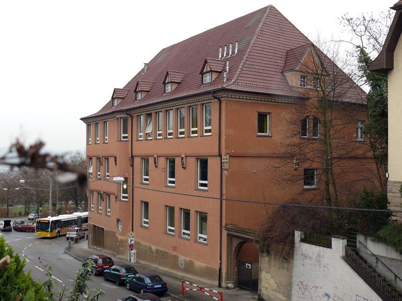 Wagenburg ehm. nur Schule