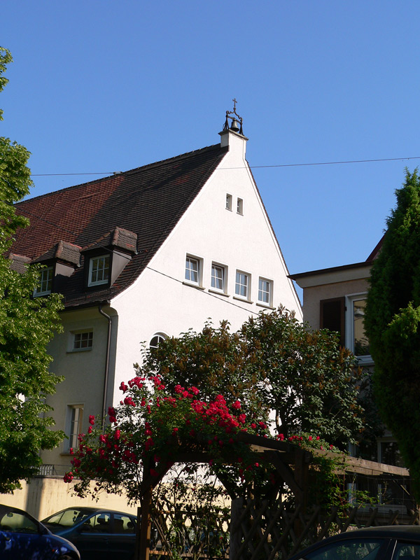Gemeindehaus Faulederstr. 3