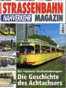 Neueste Ausgabe des Starßenbahn Magazin