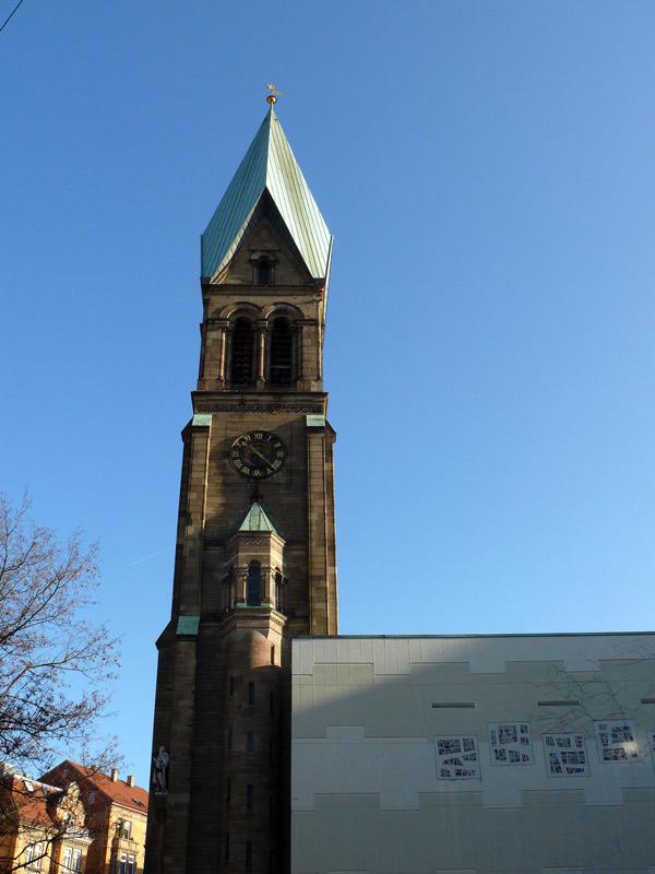 Friedenskirche am Friedensplatz