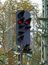 Die Signale stehen auf ROT