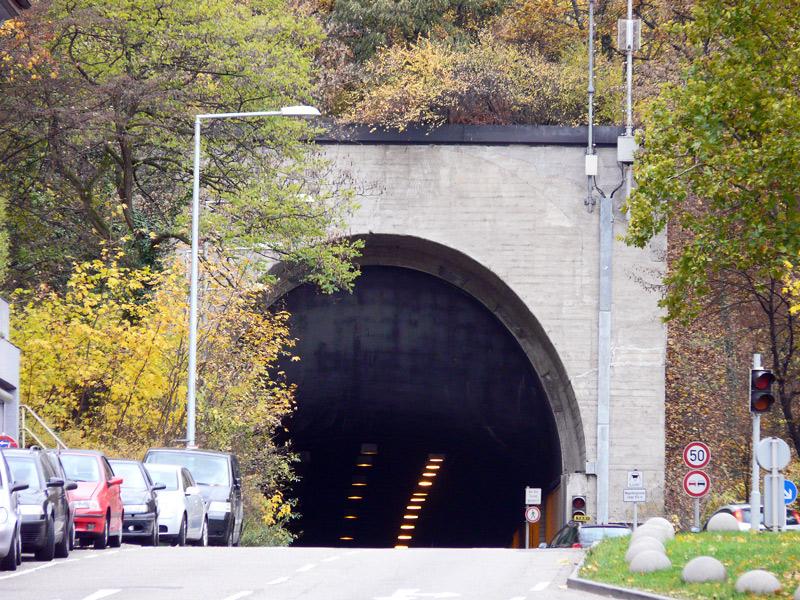 Wagenburgtunnel Ostportal