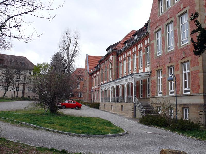 Parkähnliche Anlage