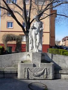 Jünglingsbrunnen