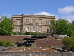 Ehm. Wasserspiele Villa Berg
