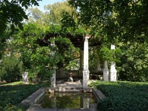 Brunnen Villa Bosch