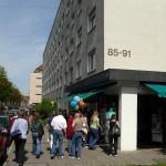 Bummeln aud der Ostendstraße