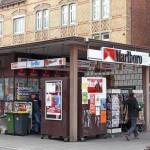 Kiosk Ostendplatz