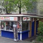 Kiosk Bebelstraße