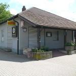 Kiosk Sommerrain