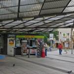 Kiosk Feuerbach