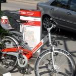 Fahrradverleih am Stöckach