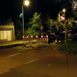 Sperrung des Wagenburgtunnels (Bild von Steffen)