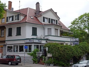 Tasca im Feui Haussmann Ecke Boslerstraße
