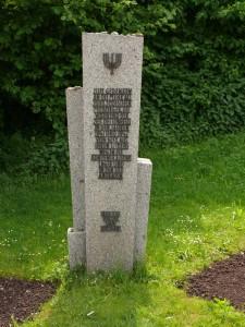 Erinnerung an die Greultaten 1941 -1942