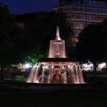 Brunnen Schlossplatz