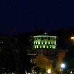 Turm der Musikhochschule