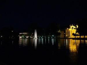 Eckensee und Staatstheater