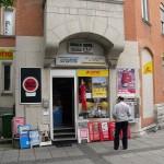 Zeitungsladen Haussmannstraße