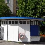 Zeitungskiosk am Stöckach