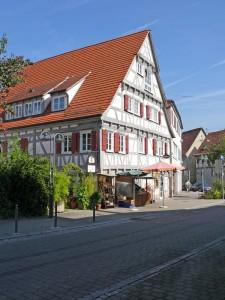 """""""Altes Haus"""" in Hedelfingen"""