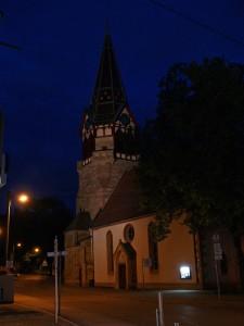 Andreaskirche in Uhlbach