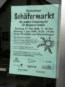 Schäfermarkt Oberboihingen