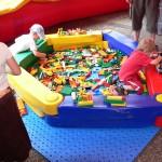LEGO-Spielkasten