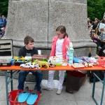 Kinderflohmarkt am Karlsplatz