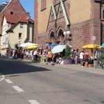 Gablenberger Hauptstraße Flohmarkt