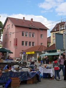 Flohmarkt in Gablenberg