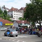 Schmalzmarkt Gablenberg, Neue Straße