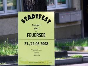 Stadtfest Stuttgart-West