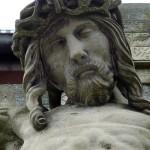 Jesus, Teil der Kreuzigungsgruppe