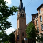 Martin-Luther-Kirche Bad Cannstatt