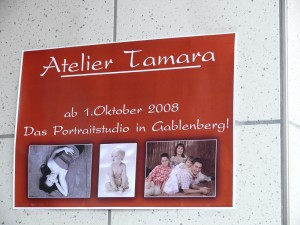 Hinweis in Gablenberg