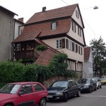 Gaisburgs ältestes Haus