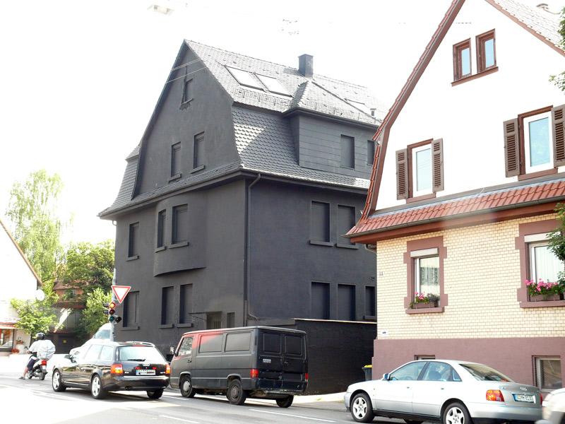 Schwarzes Haus gablenberger klaus archive das schwarze haus