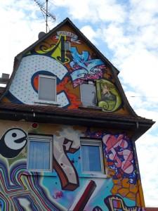 Graffitihaus oder was sieht besser aus