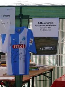 oder einen tollen Preis in der Tombola gewinnen