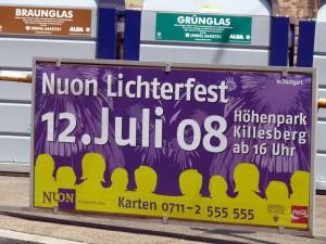 Lichterfest 2008