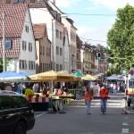 Fußgängerzone Gablenberger Hauptstraße