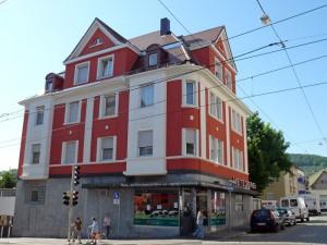 Tolles Eckhaus Landhaus- / Hornbergstraße
