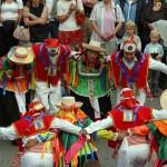 Volkstänze der Katolischen Gemeinde