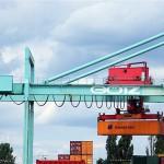 Container-Kran der SCT
